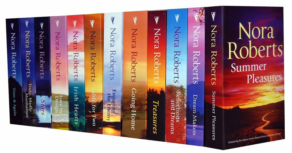 Livros de Nora Roberts