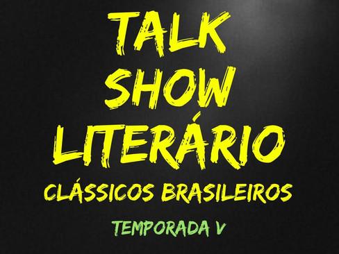 Talk Show Literário: Camila Teodoro