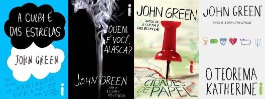 Livros de John Green