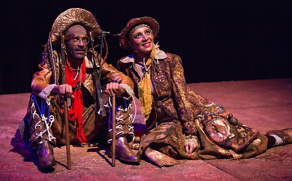 Lampião e Lancelote