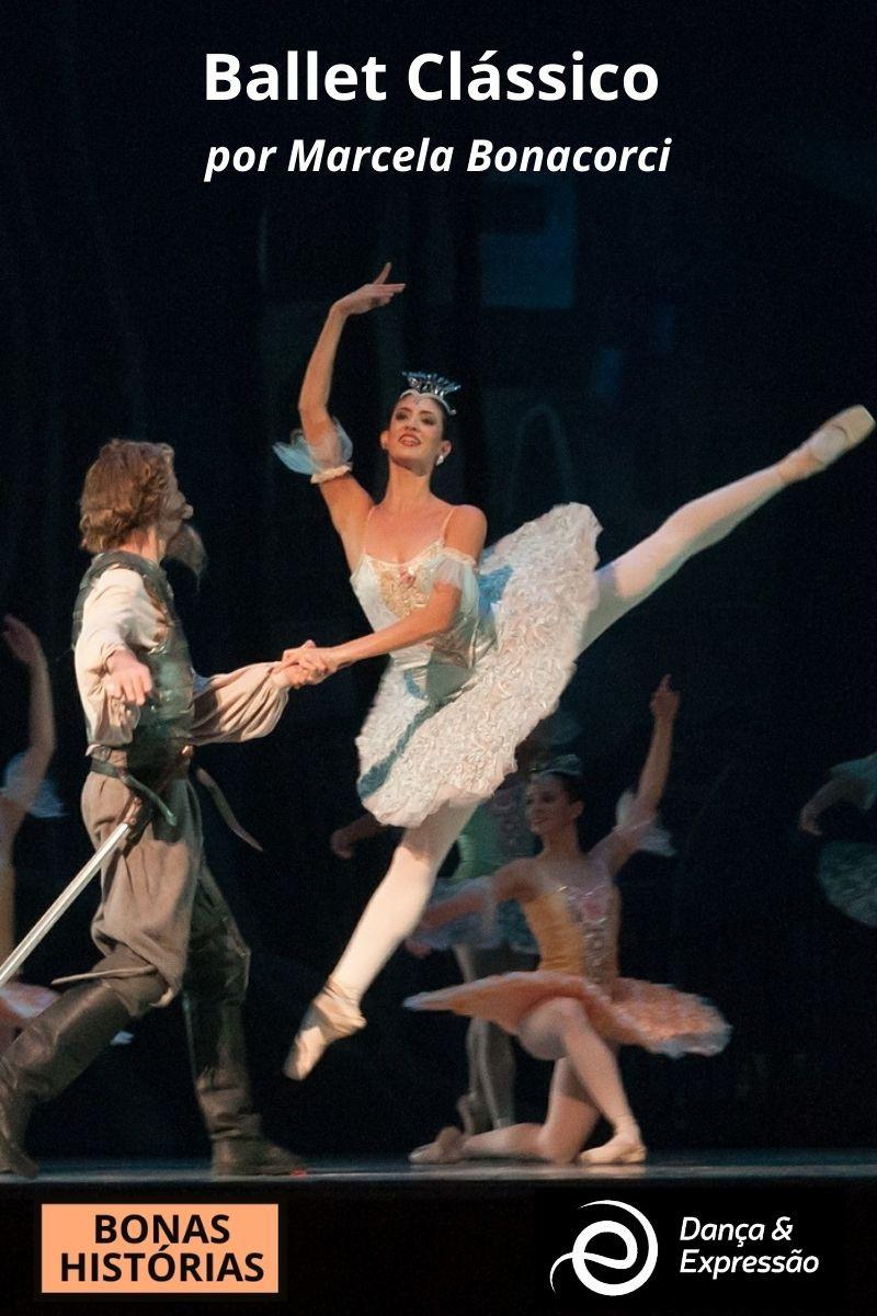 História do Ballet Clássico por Marcela Bonacorci