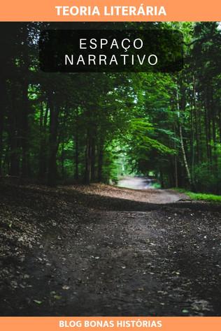 Teoria Literária: Elementos da Narrativa - 3 - Espaço Narrativo