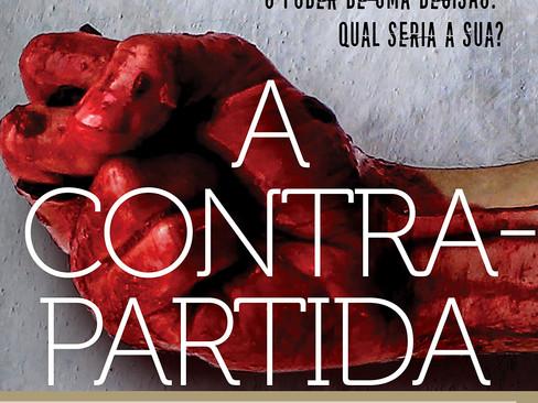Livros: A Contrapartida - O romance de estreia de Uranio Bonoldi