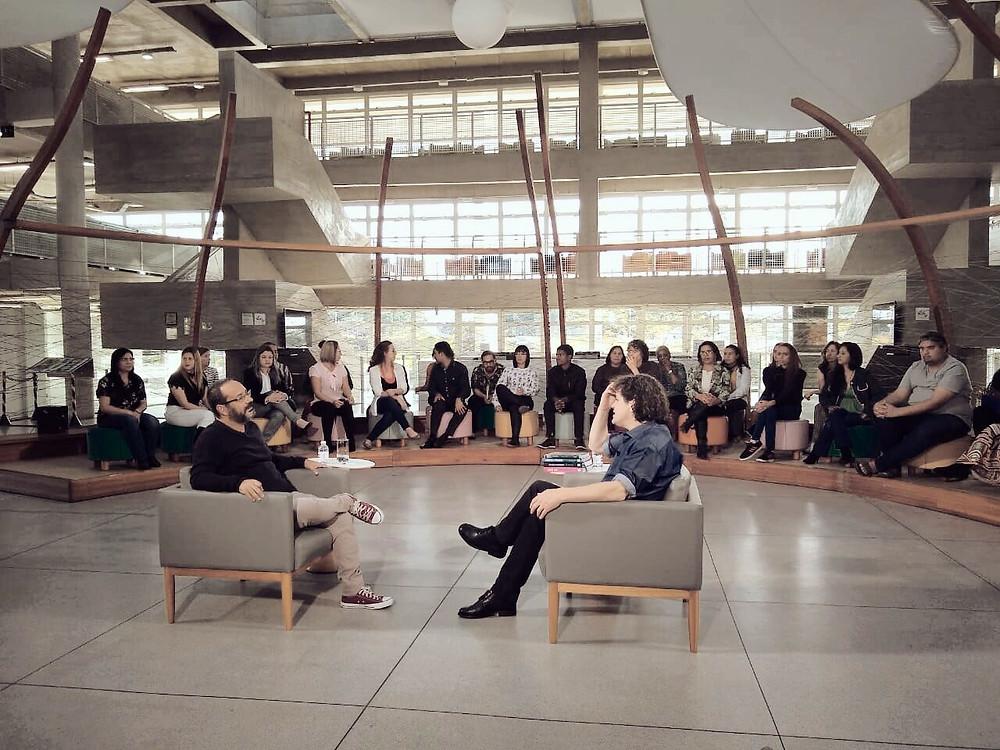 Programa Arte 1 ComTexto com Manuel da Costa Pinto