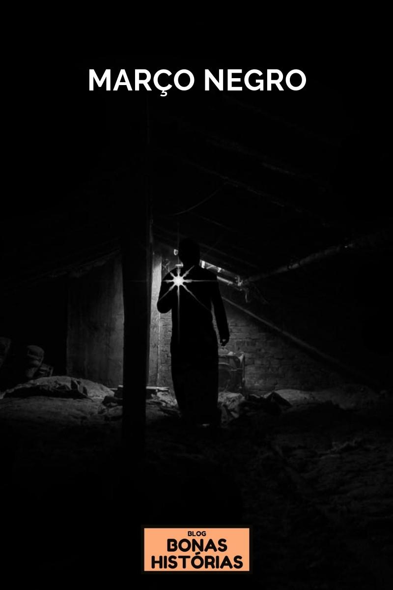 Março Negro - Crônicas de Ricardo Bonacorci
