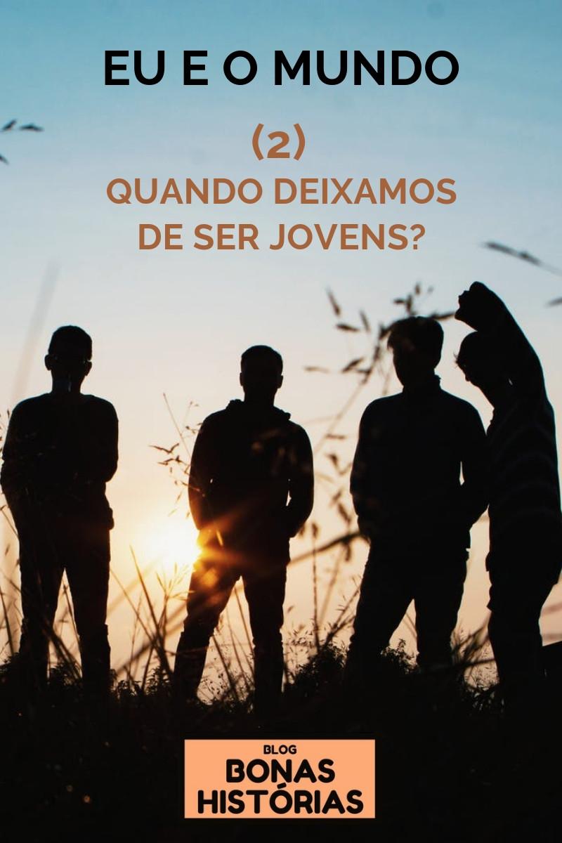 Crônica Quando Deixamos de Ser Jovens? de Ricardo Bonacorci