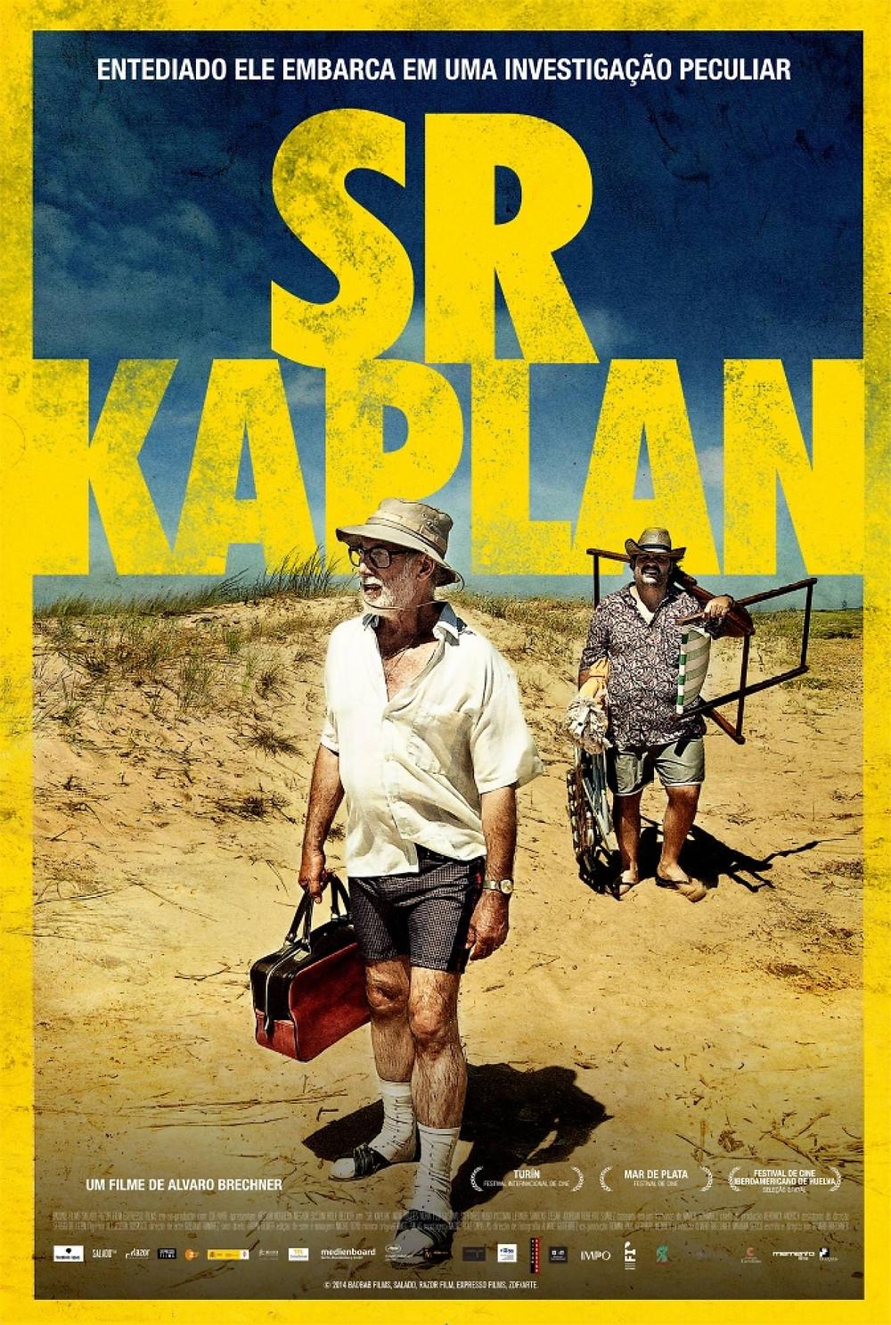 Sr. Kaplan (Mr. Kaplan: 2012)