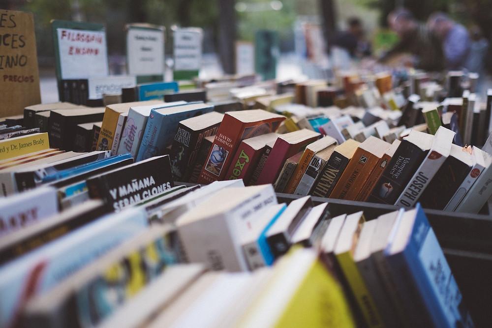 Mercado Editorial - lançamentos em novembro e dezembro no Brasil