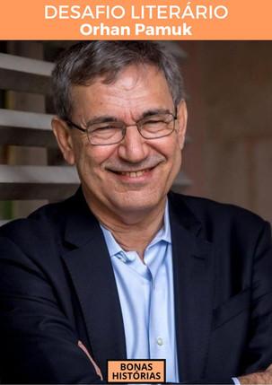 Desafio Literário: abril e maio/2021 - Orhan Pamuk