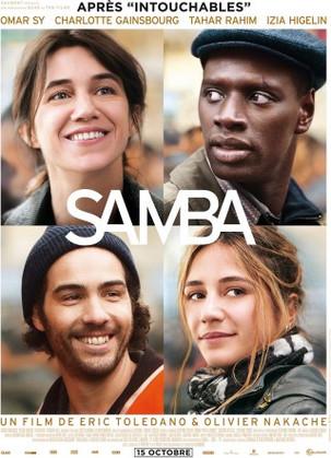 Filmes: Samba - A imigração ilegal na pauta do dia