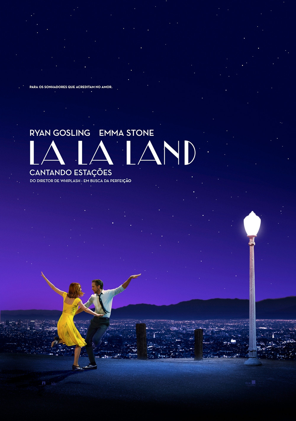 La La Land - Cantando Estações (La La Land: 2016)