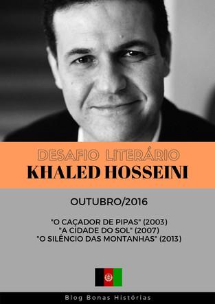 Análise Literária: Khaled Hosseini