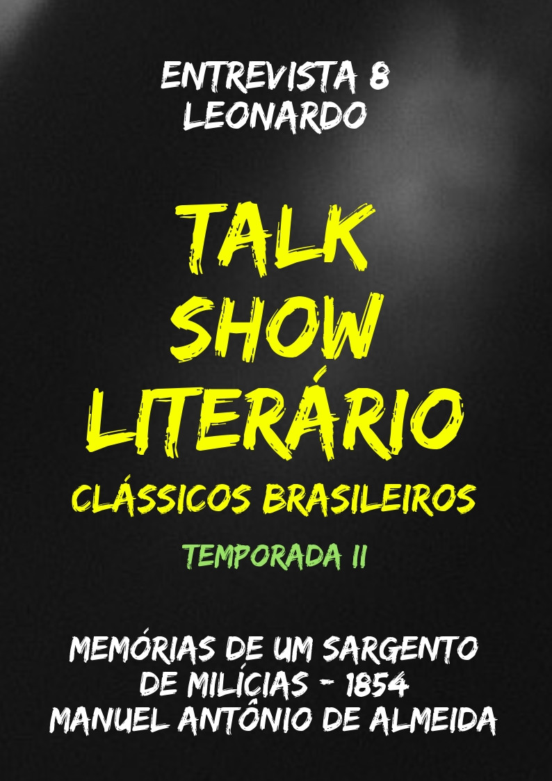 Talk Show Literário: Senhorita Simpson