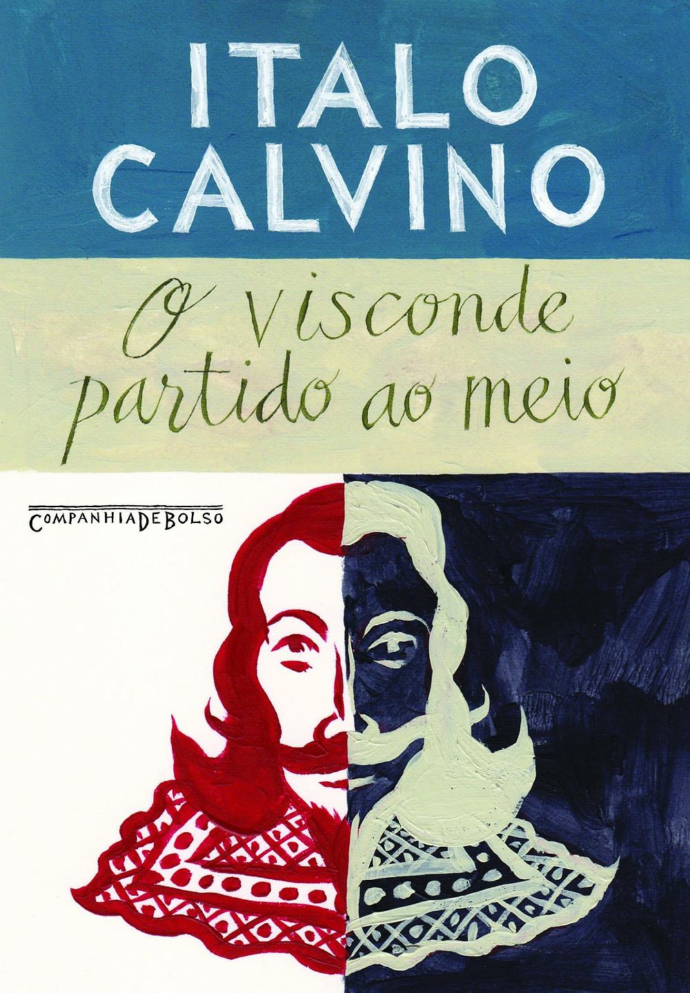 O Visconde Partido ao Meio de Italo Calvino