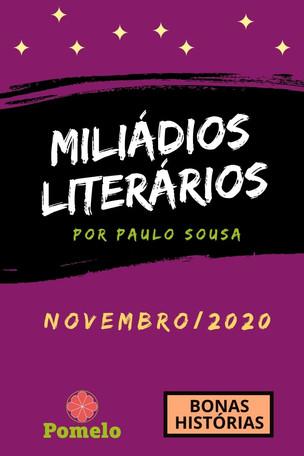 Miliádios Literários: novembro/2020