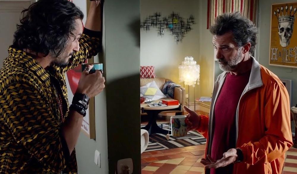 Filme Dor e Glória de Pedro Almodóvar