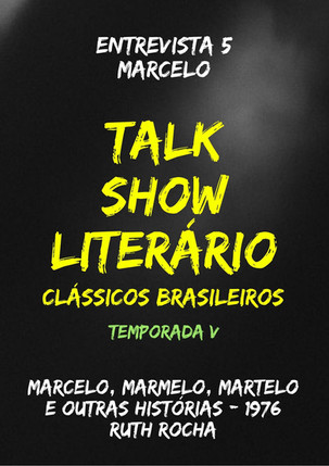 Talk Show Literário: Marcelo