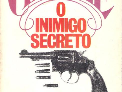 Livros: O Inimigo Secreto - A estreia dos Jovens Aventureiros de Agatha Christie
