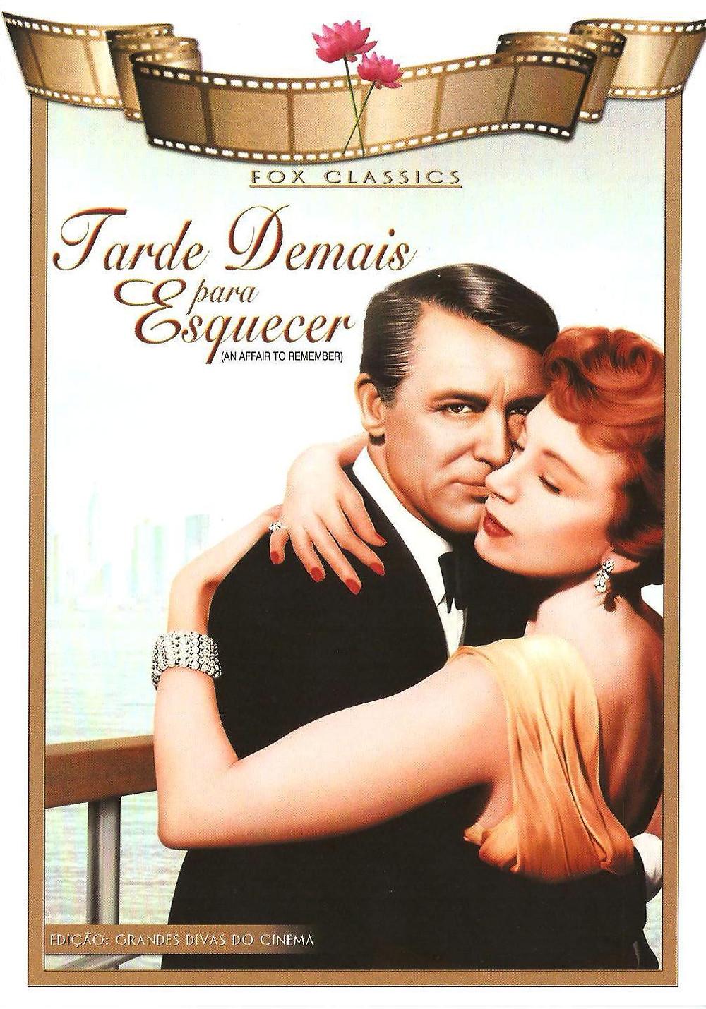"""""""Tarde de Mais para Esquecer"""" (An Affair To Remember: 1957)"""
