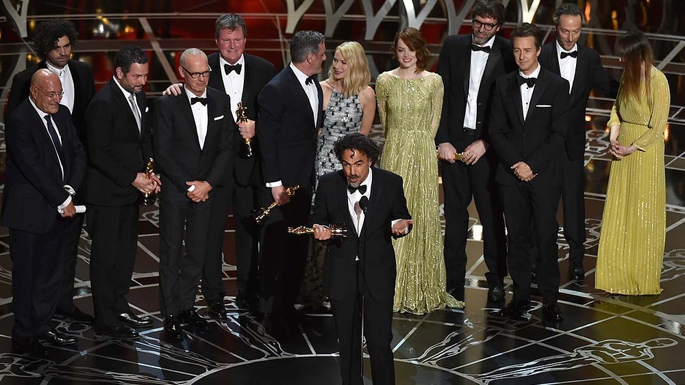 Cerimônia do Oscar 2015