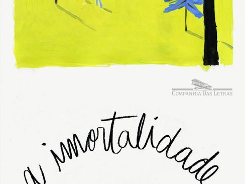 Livros: A Imortalidade - A segunda fase dos romances de Milan Kundera