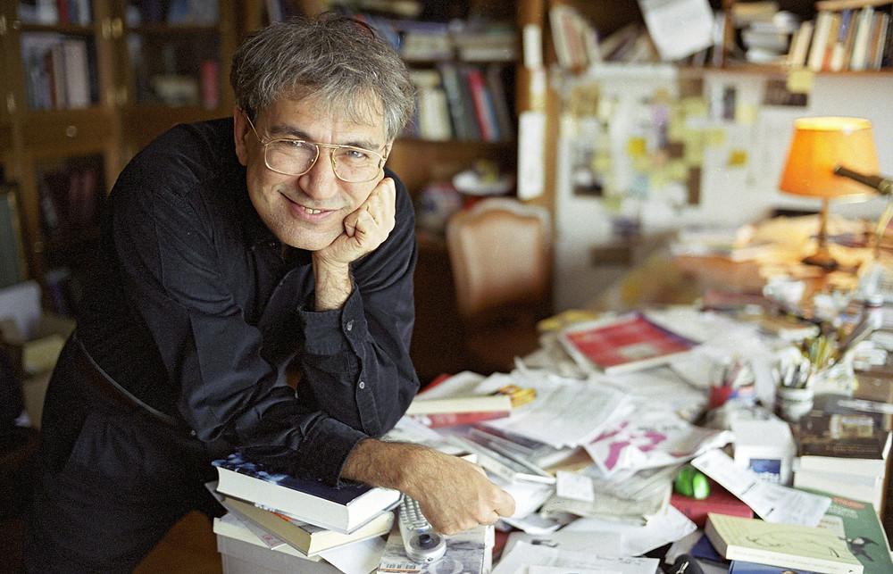 Literatura de Orhan Pamuk