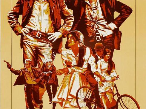 Filmes: Butch Cassidy - Um filme recheado de cenas mágicas