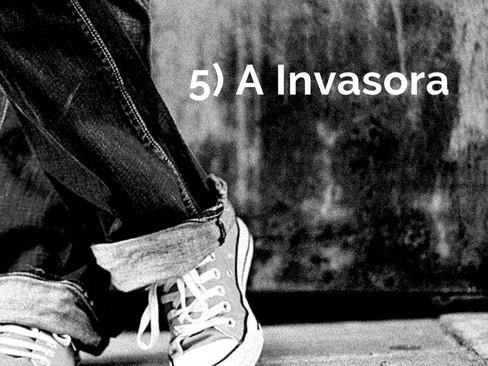 Contos: Histórias de Macambúzios - 5 - A Invasora