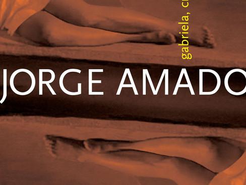 Livros: Gabriela, Cravo e Canela - As doces confusões de Ilhéus por Jorge Amado