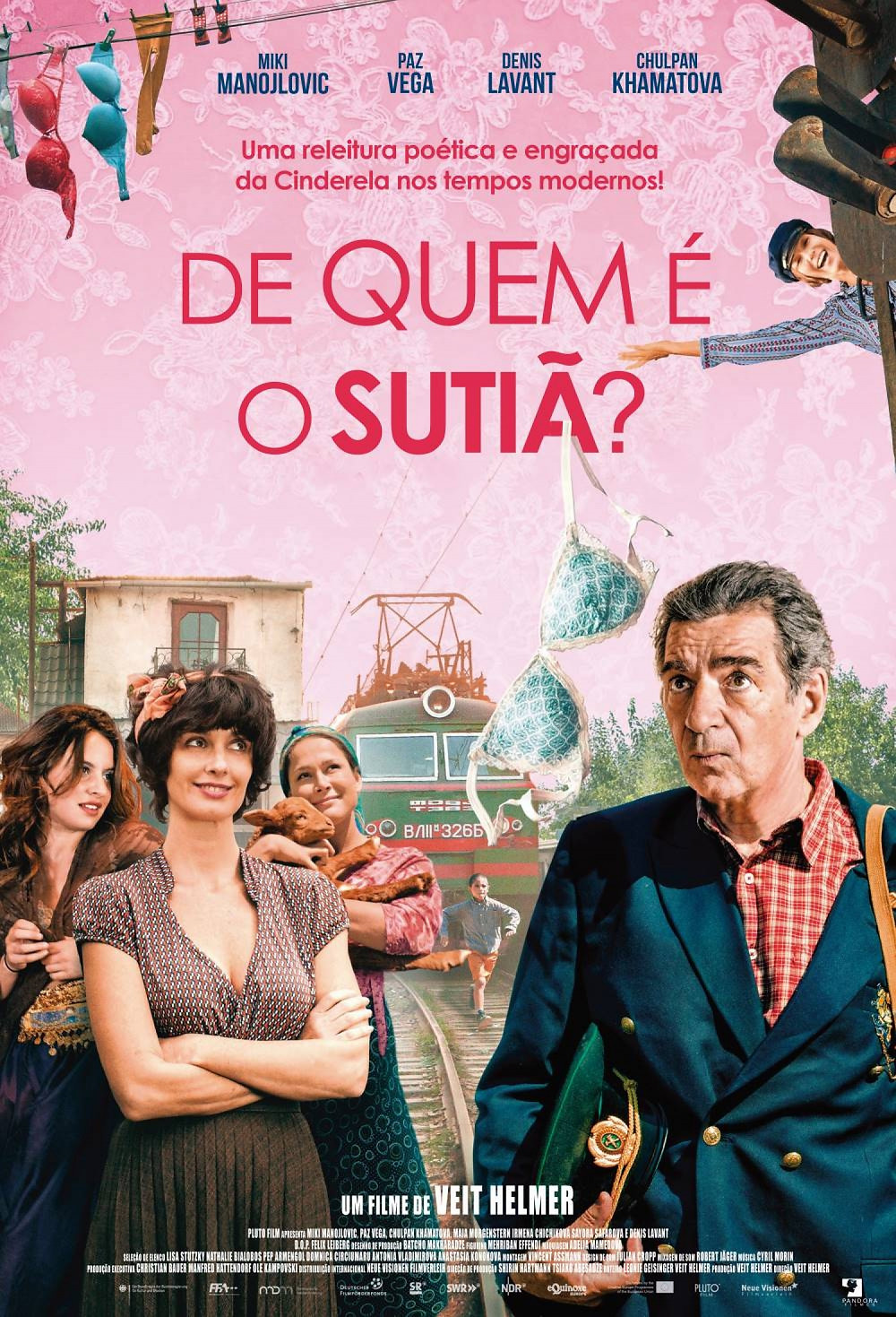 Filme De Quem é o Sutiã? (The Bra: 2018)