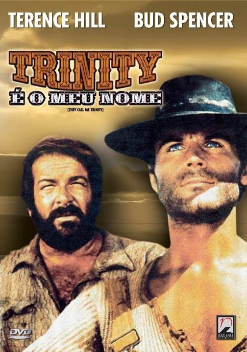 Filme Trinity é o Meu Nome (Lo Chiamavano Trinità: 1970)