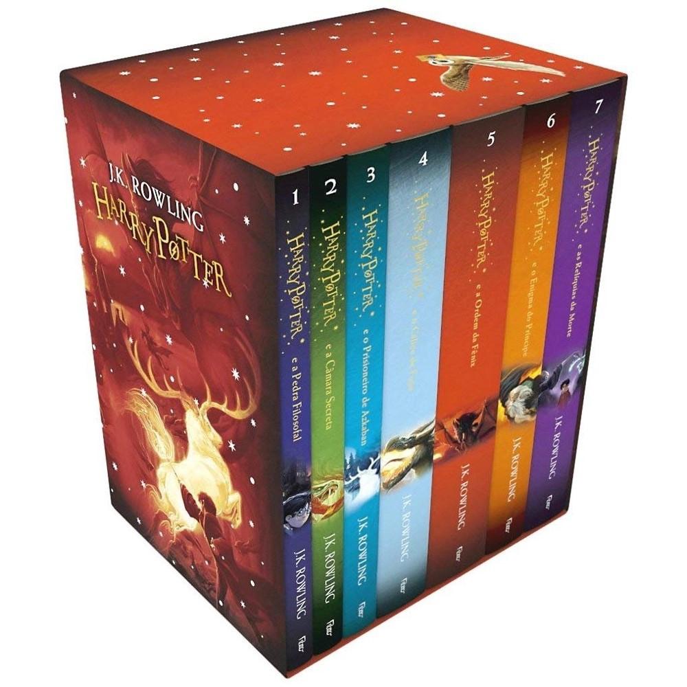 Box Harry Potter de J. K. Rowling