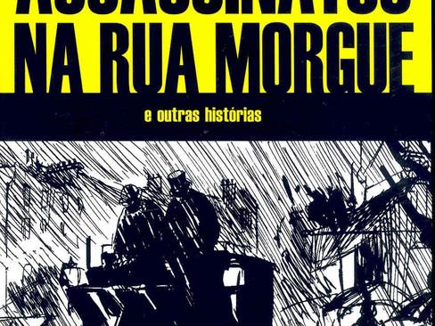 Livros: Assassinatos na Rua Morgue e Outras Histórias - O mundo sombrio de Edgar Allan Poe