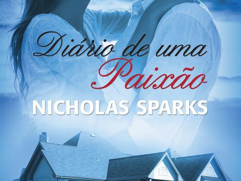 Livros: Diário de Uma Paixão – O primeiro sucesso de Nicholas Sparks