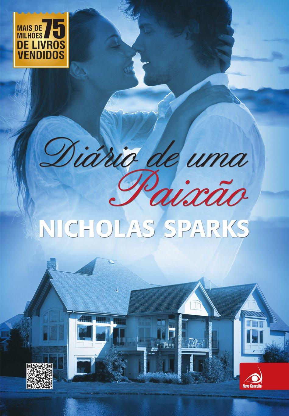 Diário de Uma Paixão de Nicholas Sparks