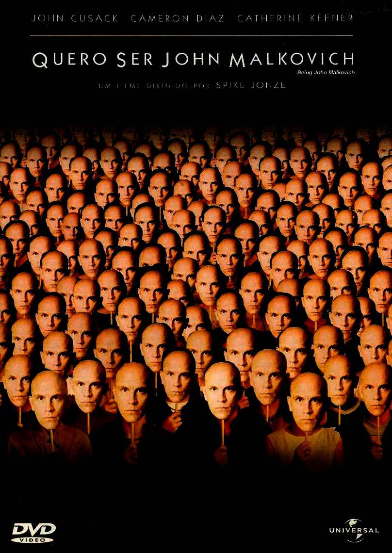 Quero Ser John Malkovich (Being John Malkovich: 1999)
