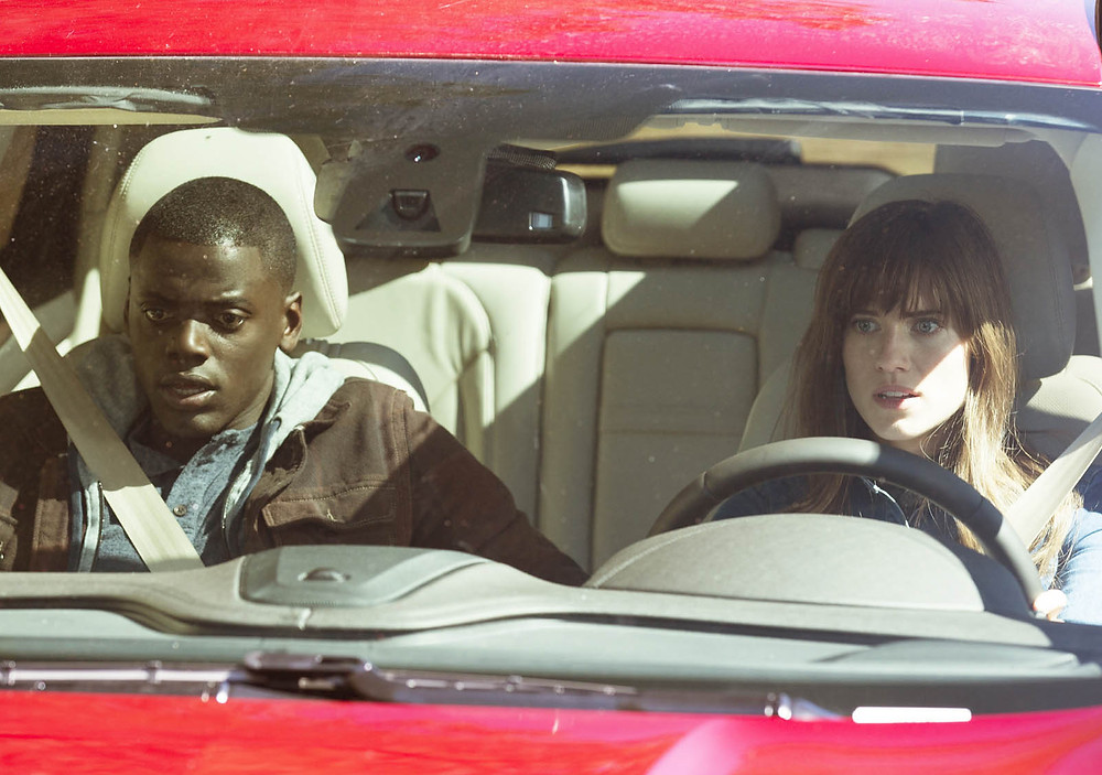 """""""Corra!"""" (Get Out: 2017)"""