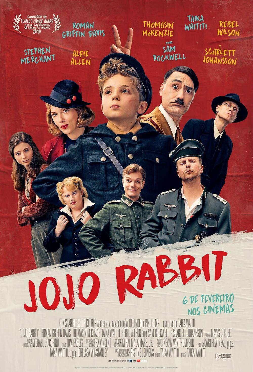 Filme Jojo Rabbit (2019)