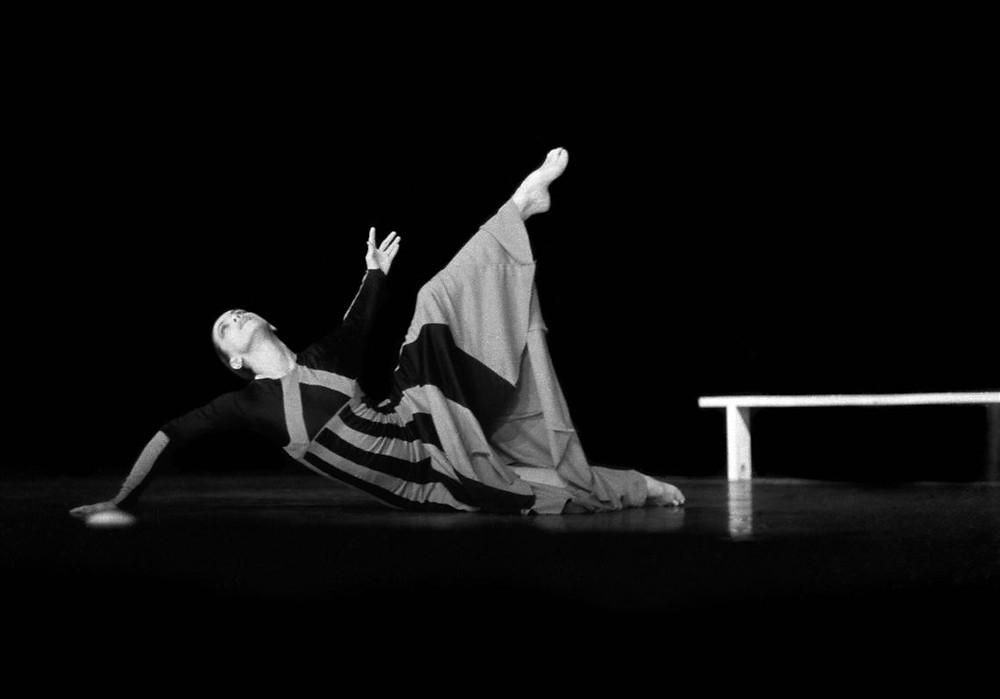 Martha Graham foi uma das bailarinas e coreógrafas norte-americanas mais importantes do século XX