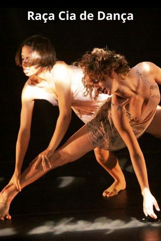 Danças: Raça Cia de Dança - A beleza da arte contemporânea