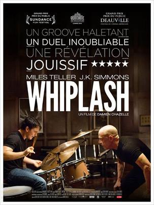 Filmes: Whiplash, Em Busca da Perfeição - Obra-prima de Damien Chazelle