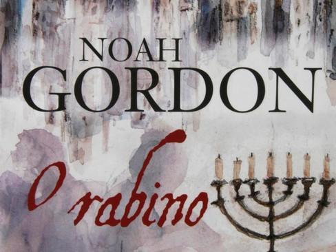 Livros: O Rabino - O romance de estreia de Noah Gordon