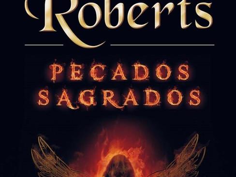 Livros: Pecados Sagrados - Thriller policial de Nora Roberts