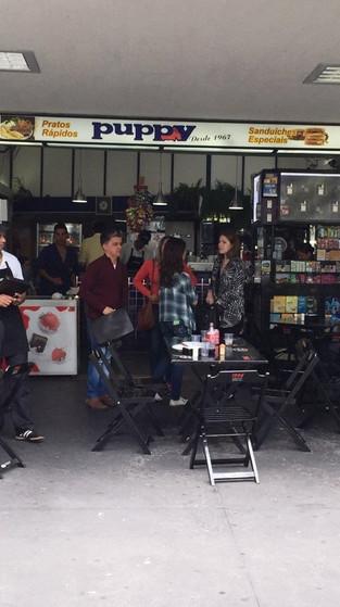 Gastronomia: Puppy Lanches - O justo da Avenida Paulista