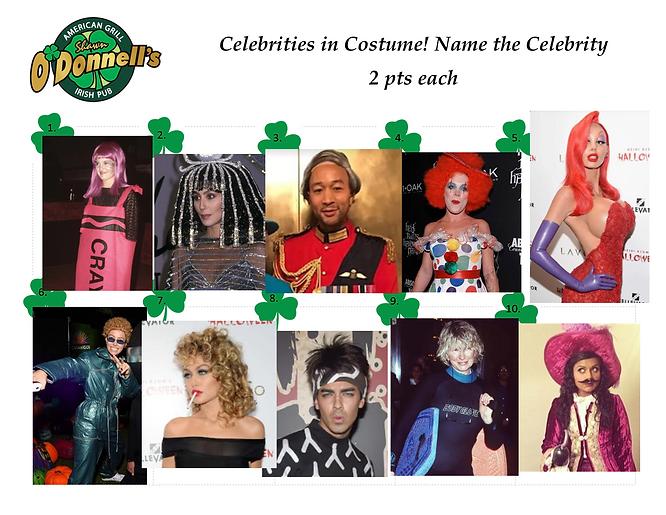 Celebrities in Costume Halloween 2020.pn