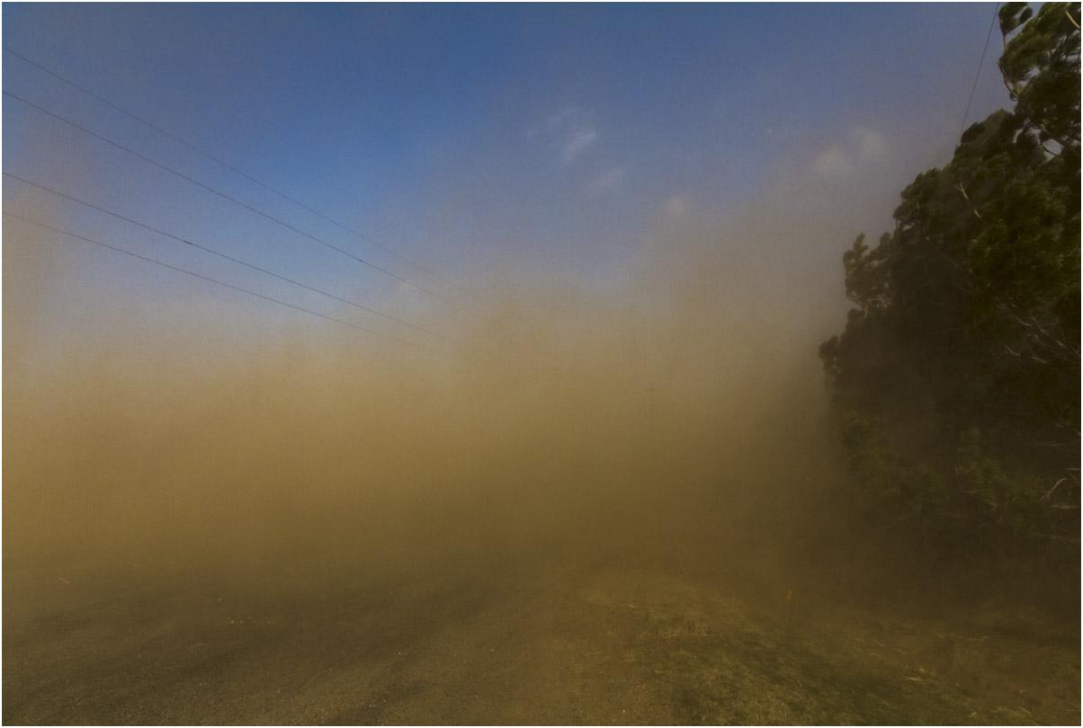 Sandstorm, Perryton, 2014