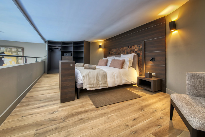Villa Mathilde mezzanine bedroom 1.JPG