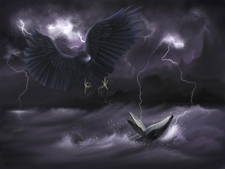 Thunderbird and the Whale