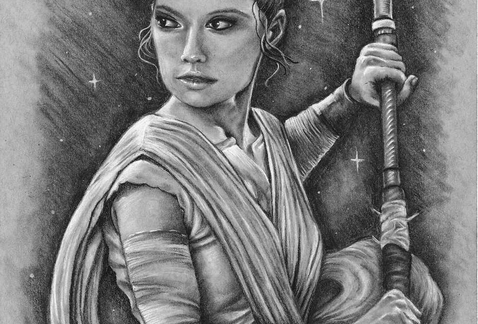 Rey- The Force Awakens