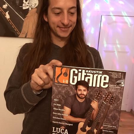 'Akustik Gitarre' Interview (6/18)